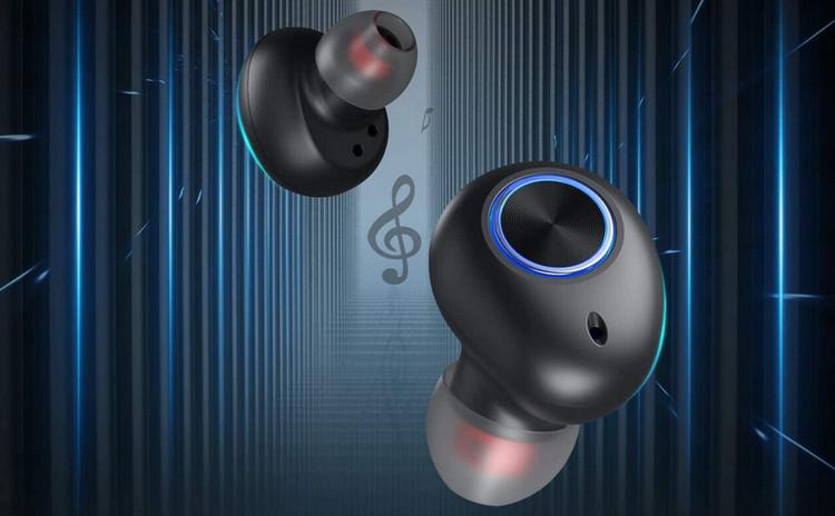 Un écouteur sans fil de marque Apple
